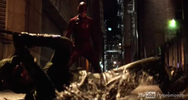 Flash v. Arrow
