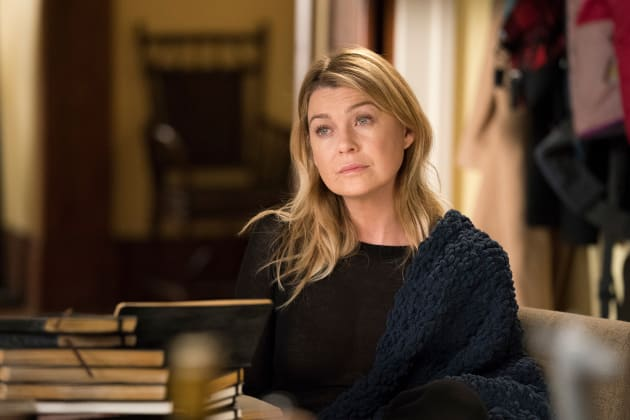 Plotting Revenge - Grey's Anatomy Season 14 Episode 15