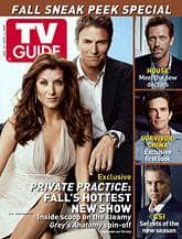 Private Practice in TV Guide