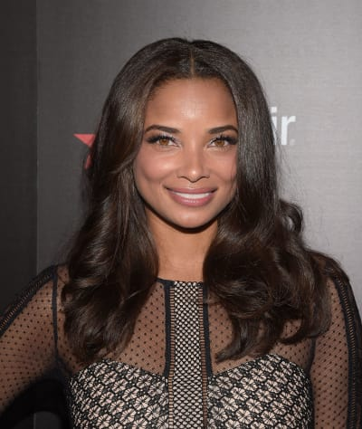 Rochelle Aytes Attends Entertainment Weekly Event