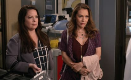 Grey's Anatomy Sneak Peek: The Charmed Ones Reunite!