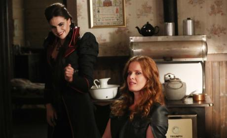 Sisterly Tea - Once Upon a Time Season 6 Episode 5
