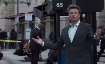 The Mentalist Sneak Peeks: Distracted By Her Date