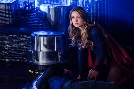 Livewire is Down - Supergirl Season 3 Episode 11