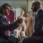 Wednesday and Shadow - American Gods Season 2 Episode 6