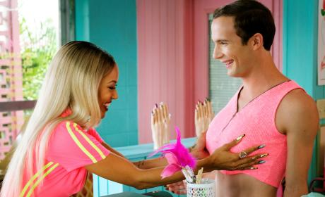 Changes at the Salon - Claws Season 1 Episode 9