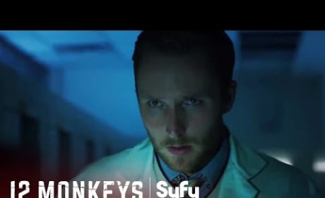 "12 Monkeys Sneak Peek - ""The Night Room"""