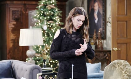 Kate Mansi Wraps Up Her Days of Our Lives Run