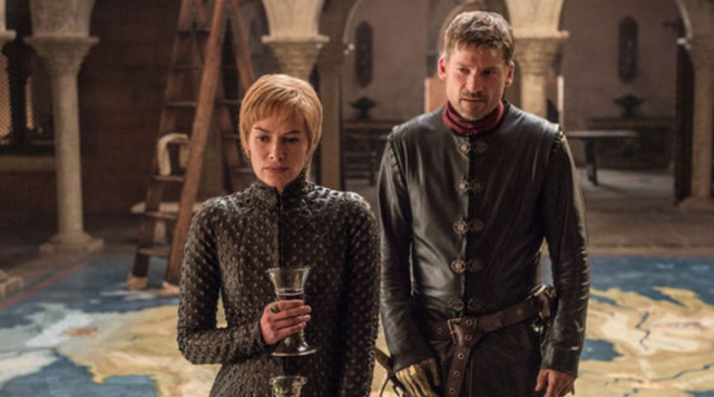 Some Wine? - Game of Thrones