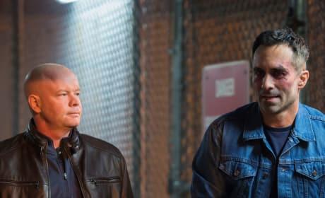 Romero Gets Transferred - Bates Motel Season 5 Episode 3