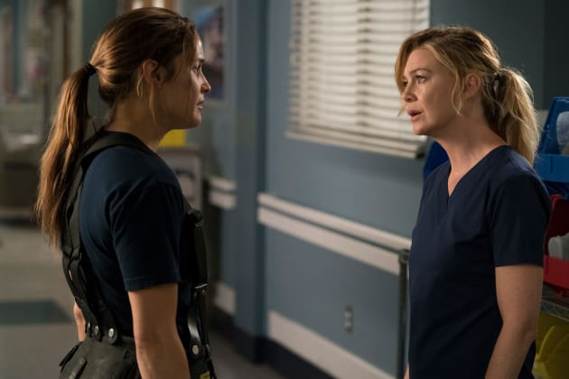Help From Meredith
