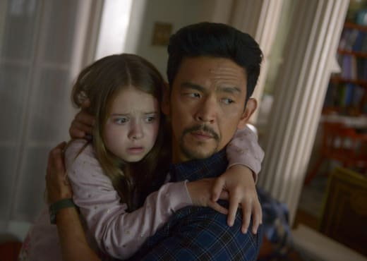 Grace and Andy - The Exorcist Season 2 Episode 3