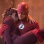 The Flash Rescues The Snow Women Season 5 Episode 19