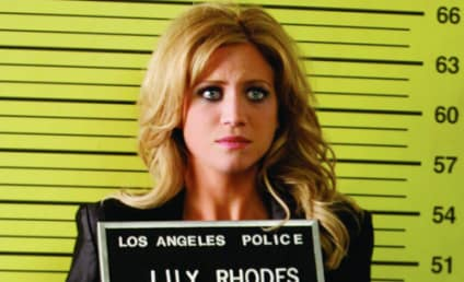 Brittany Snow: The Lily Rhodes Mug Shot