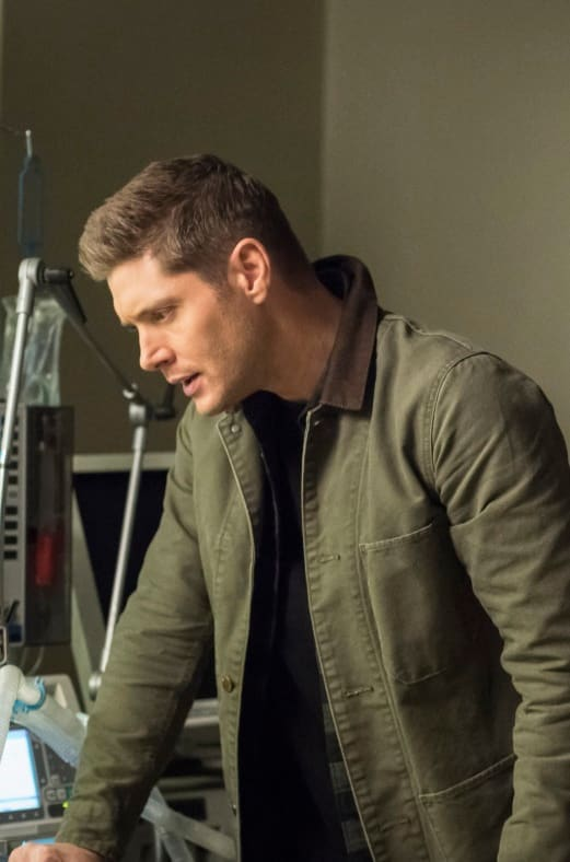 Concerned Dean - Supernatural Season 14 Episode 12