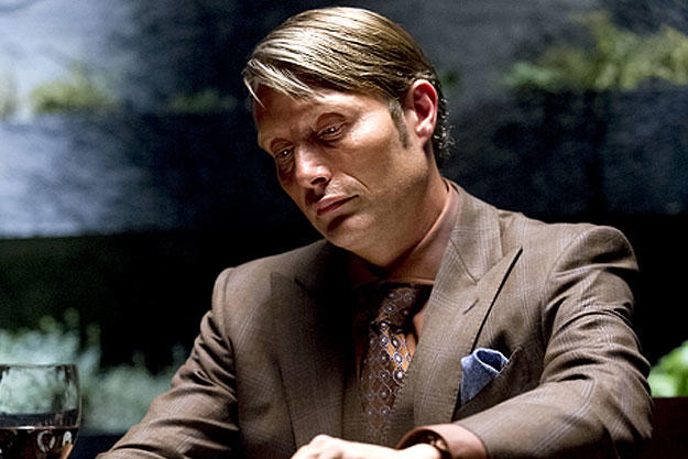 Mads Mikkelson as Hannibal