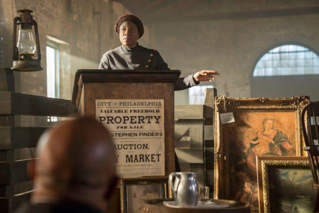 Harriet Tubman - Underground
