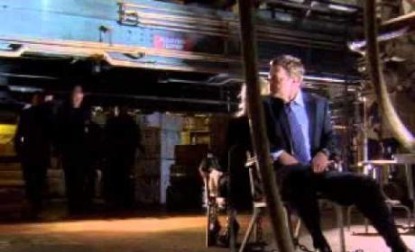 Dolph Lundgren on Chuck