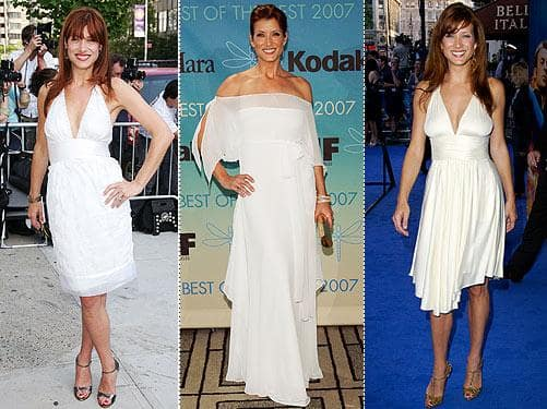 Kate Walsh: Lady in White