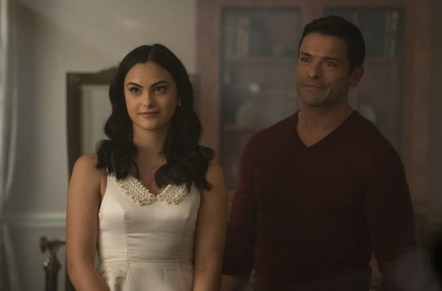 Veronica and Hiram's Relationship Will Change