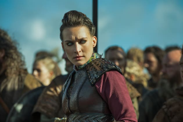 Astrid - Vikings Season 5 Episode 8
