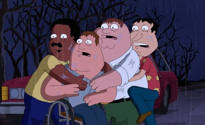 Family Guy Season 14 Episode 4 Review: Peternormal Activity *