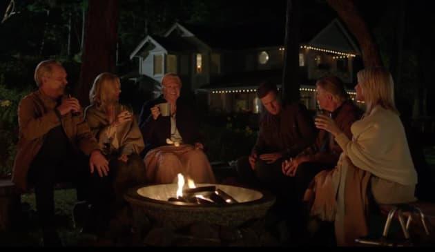 Campfire - Chesapeake Shores Season 3 Episode 4