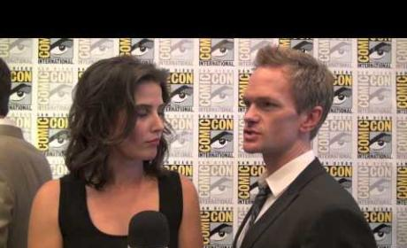 Neil Patrick Harris and Cobie Smulders Interview