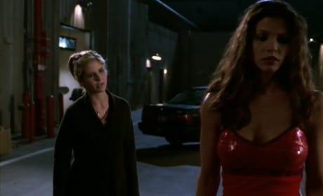 Real Pain - Buffy the Vampire Slayer Season 3 Episode 9