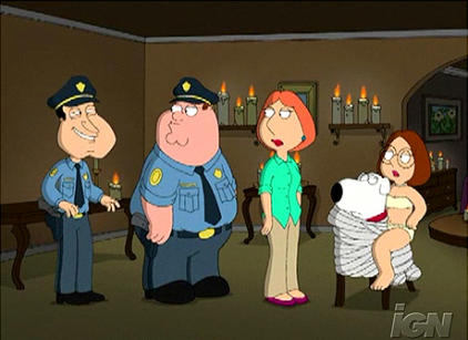 Watch Family Guy Season 5 Episode 8 Online