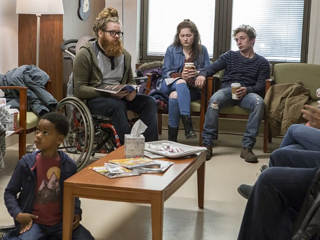 Dealing With Grief - Shameless