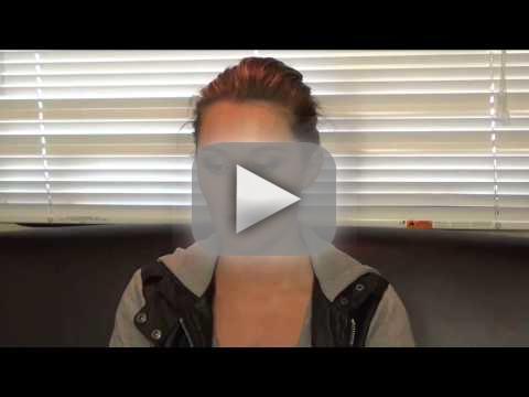 Alexa Vega Set Interview