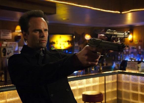 Boyd with a Gun