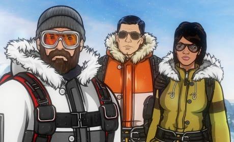 Crash, Archer and Lana Season 6 Episode 3