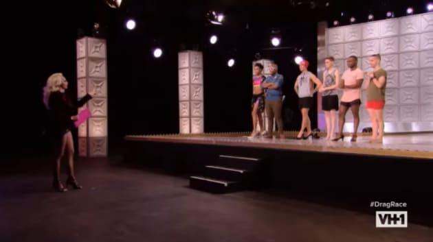 No Routine - RuPaul's Drag Race Season 10 Episode 2