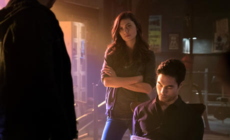 Holding Lucien Hostage - The Originals Season 3 Episode 6