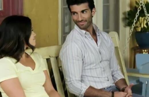 Jane and Rafael - Jane the Virgin Season 4 Episode 2