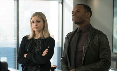 The Partners Who Shade Together ... - iZombie Season 4 Episode 7