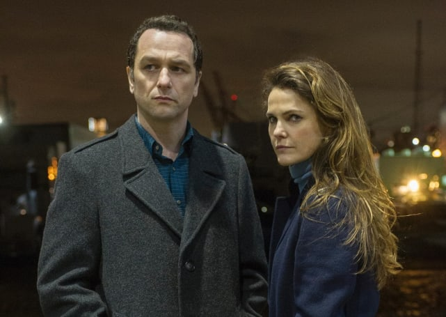Philip and Elizabeth - The Americans