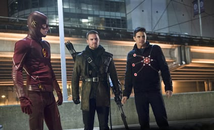 The Flash Season 1 Episode 22 Picture Preview: Cold Cocked