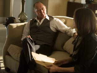Questioning Red's Intentions - The Blacklist