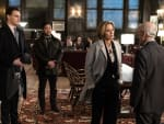 Being Shadowed - Madam Secretary