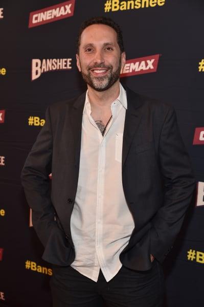 Adam Targum Attends Banshee Premiere