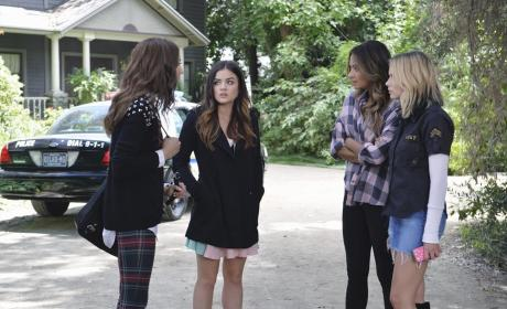 Making Plans - Pretty Little Liars Season 5 Episode 10