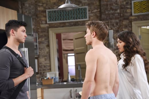 Another Twisted Love Triangle - Days of Our Lives
