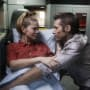 Kevin and Jenny Ryan on Castle Season 6 Episode 11