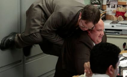 The Office Review: Guns Don't Kill People, They Reveal Hardwood