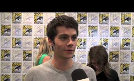 Dylan O'Brien Exclusive