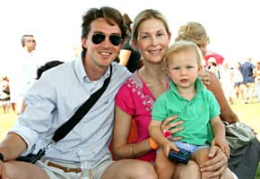 Kelly Rutherford and Family
