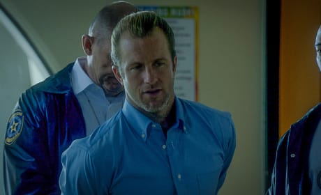 Danny Arrested  - Hawaii Five-0 Season 5 Episode 18